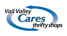 Vail Valley Cares Thrifty Shop Logo